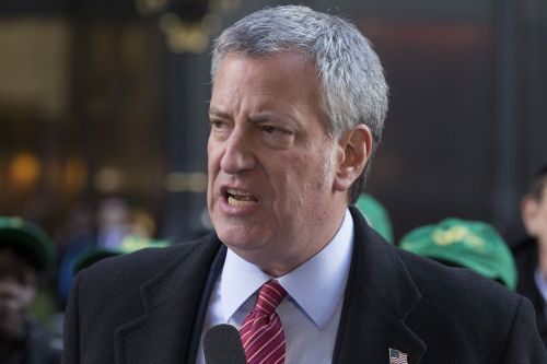 De Blasio says DOE official wrong for promoting pro-Carranza rally