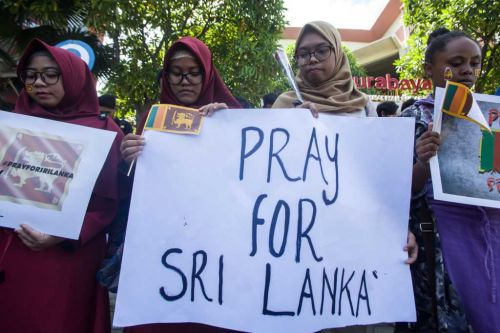 Survivor of Sri Lanka bombing fears returning to church