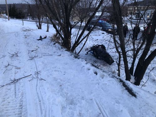 Mass. man, several others injured in NH snowmobile crashes