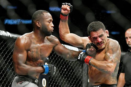 Jorge Masvidal unimpressed by Leon Edwards' UFC on ESPN 4 win: 'Don't call me out no more'