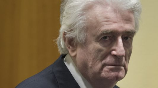 Radovan Karadžić Gets Life As Hague Court Upholds Genocide Conviction