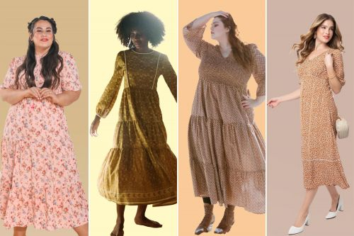 9 cottagecore aesthetic dresses and outfits that exude cozy style