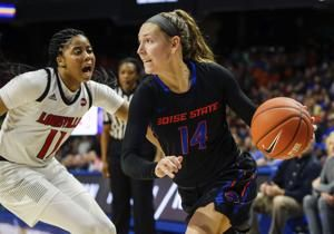 Boise State faces challenge in Oregon State to open NCAAs