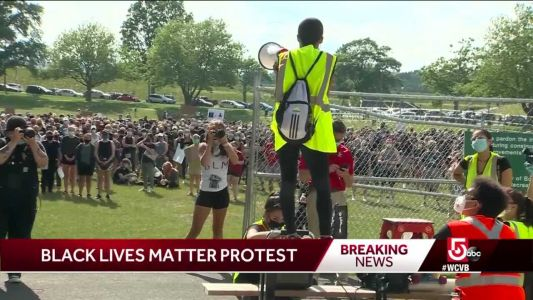 Friday demonstrations honoring George Floyd remain peaceful