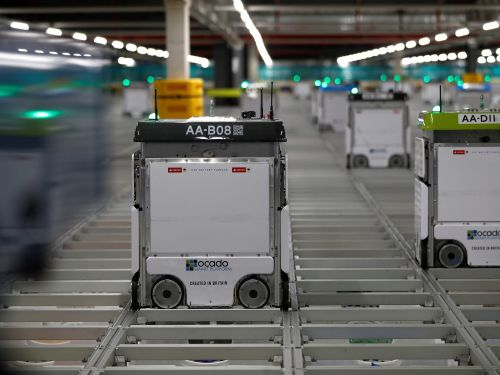 Grocery giant Ocado dismisses threat of 10-minute delivery startups as it pours $13.8 million into autonomous driving company