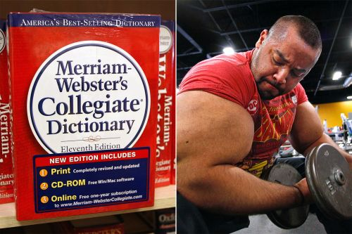 Swole just one of over 600 words added to Merriam-Webster dictionary
