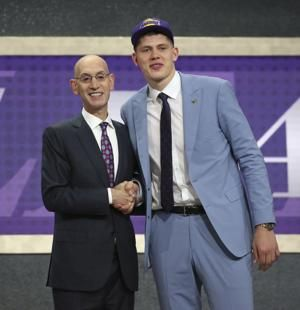 Lakers land German big man Moritz Wagner with 1st-round pick