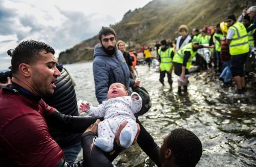 Rescue a Refugee: Get Charged With Trafficking?