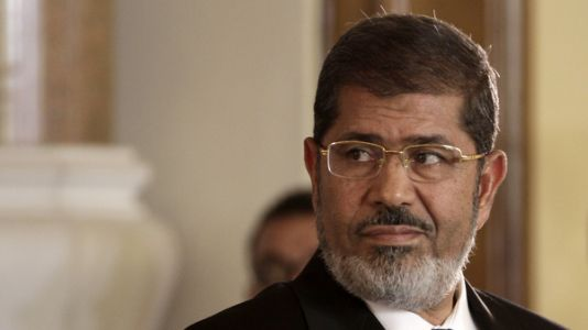 Deposed Egyptian President Mohammed Morsi Dies, State TV Reports