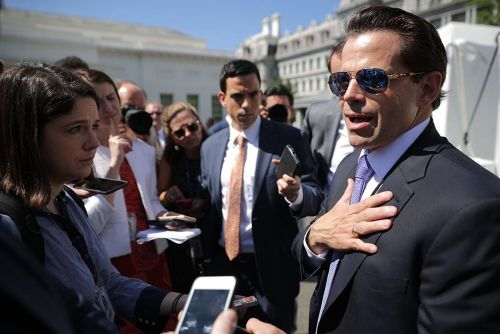 Inside Trump's feud with Anthony Scaramucci