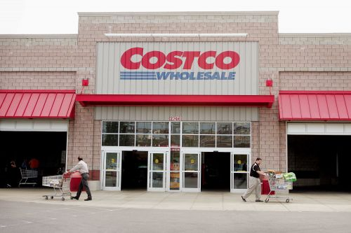 Costco will start checking to make sure people eating in the food court are members