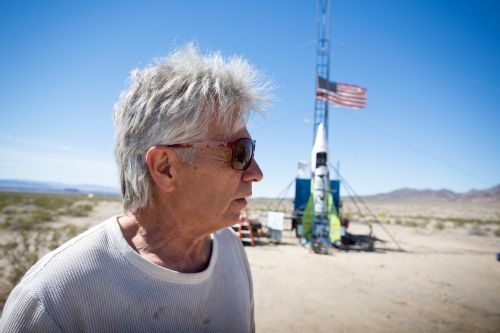Daredevil 'Mad' Mike Hughes dies attempting to launch himself in homemade rocket