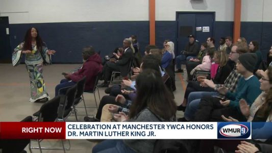 Manchester YWCA honors Martin Luther King Jr