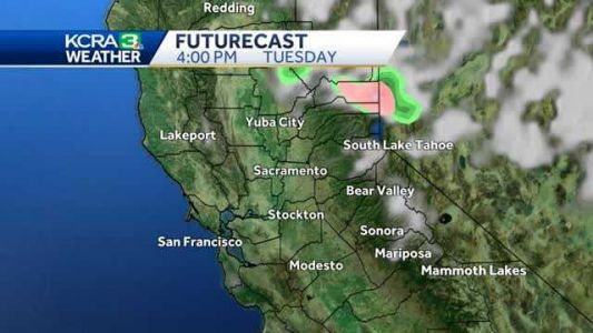 Slightly cooler with the chance for mountain showers this week
