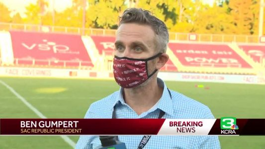 President of Sac Republic FC steps down after investor pulls out of expansion deal