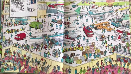 This robot that can instantly find Waldo might be my favorite use of artificial intelligence yet
