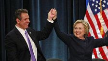 Hillary Clinton To Endorse Andrew Cuomo's Re-Election: Report