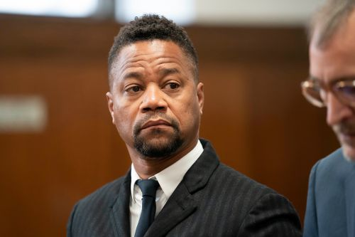 Cuba Gooding Jr. was investigated over claims he grabbed a woman's butt