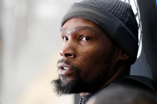 Kevin Durant and three other Nets cleared of coronavirus after positive tests