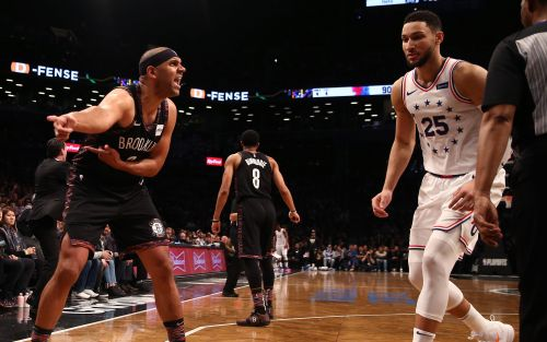 NBA playoffs 2019: Jared Dudley is 'a nobody,' says Joel Embiid