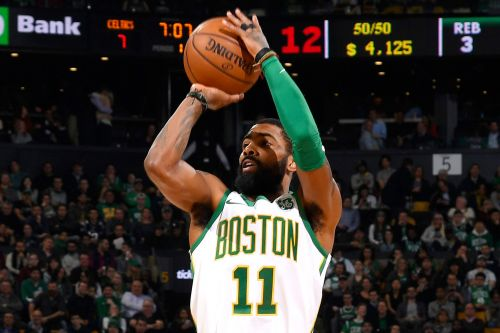 Kyrie Irving apologizes to Celtics teammates and LeBron James
