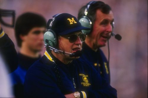 Bo Schembechler's son says ex-Michigan doctor abused him and the legendary coach failed to act