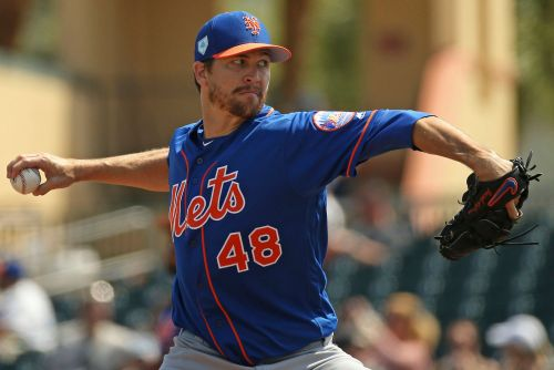 Jacob deGrom is losing confidence extension will come in time