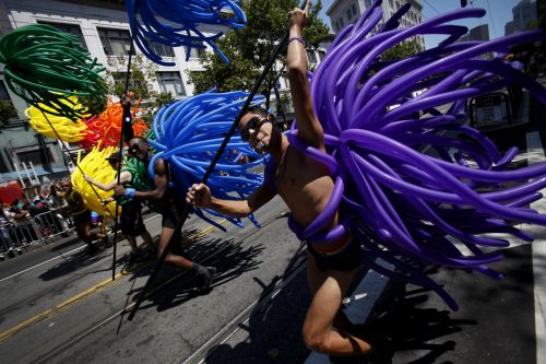 Google could be banned from San Francisco Pride after its response to a YouTuber who used homophobic slurs