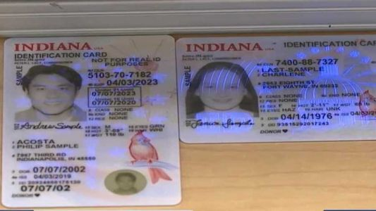 Indiana attorney says non-binary option for drivers license is not legal