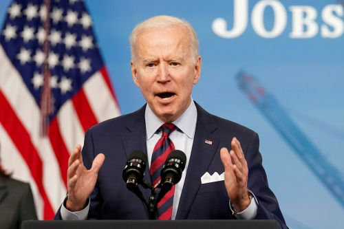 Biden to seek record $6 trillion for 2022 federal budget: NYT