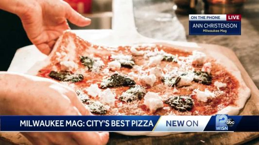 Video: The quest for the best pizza in Milwaukee