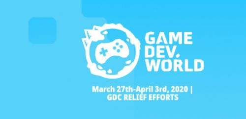 Gamedev.world will raise money to provide relief for developers affected by GDC postponement