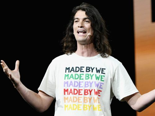 Adam Neumann will reportedly leave WeWork's board for a year as part of his SoftBank settlement - and take home an extra $50 million payout