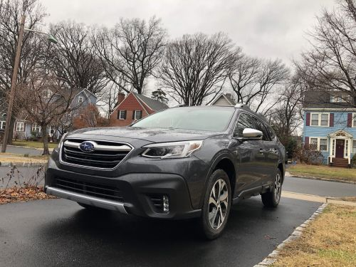 I drove a $41,000 Subaru Outback to see if the ultimate SUV alternative is still the king of suburban wagons - here's the verdict