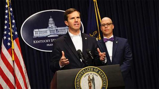 Kentucky Gov. Beshear signs coronavirus relief bill