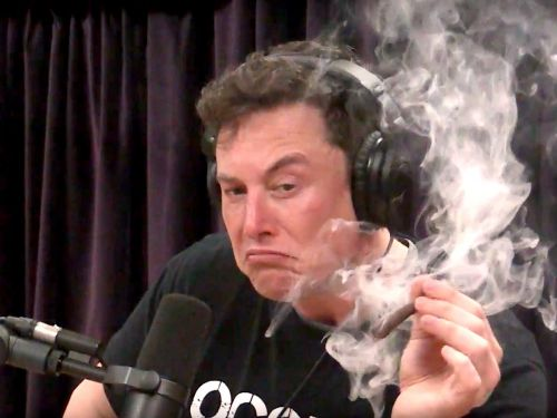 NASA is launching a safety review of SpaceX after Elon Musk smoked weed live on the internet
