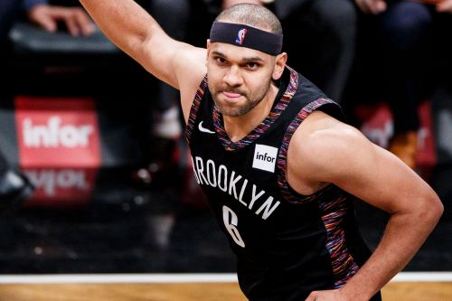 How Jared Dudley is the quiet force behind Nets' potent bench