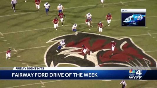Friday Night Hits Week 8: Drive of the Week