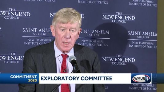 Trump 'too unstable to carry out duties,' Weld says while launching campaign