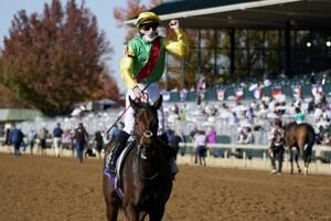 Breeders' Cup replacement riders thrive after virus changes