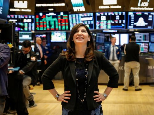 How a single index card helps the president of the New York Stock Exchange keep her chaotic day in check