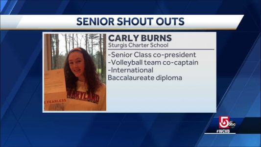 Senior Shout Outs: Central Catholic, Sturgis East, Beverly High