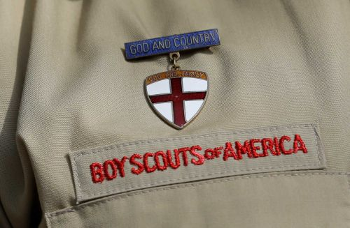 Boy Scouts plan fund with at least $300 million for sex abuse victims, court documents show