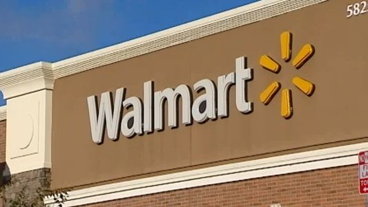 Woman barred from Walmart after accused of drinking wine from Pringles can, driving electric cart