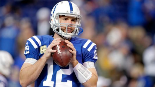 Andrew Luck injury update: Colts QB 'good to go' for training camp