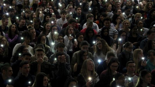 The Big Student Walkout; DeVos On School Safety; The First Amendment On Campus