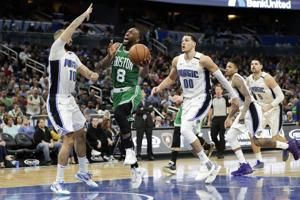 Celtics erase big 1st-half deficit, rally past Magic 109-98