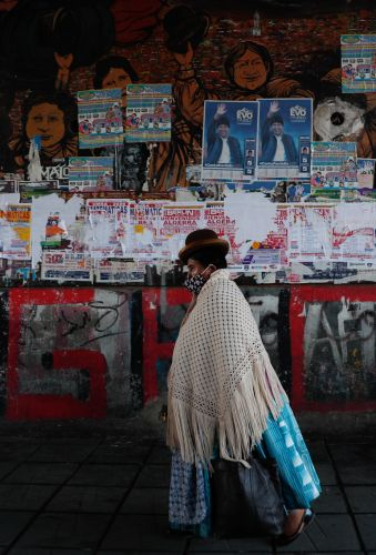 Bolivia: First Election Since US-Backed Coup Pits Right against Left, Rich Against Poor and White against Everyone Else