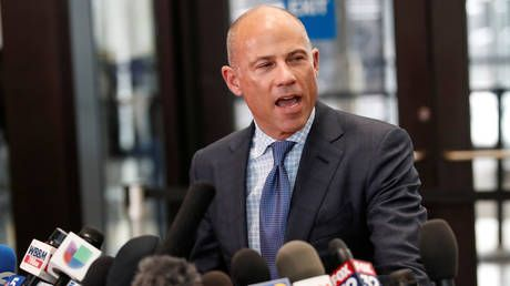 Trump foe Avenatti charged with trying to extort $20 million from Nike