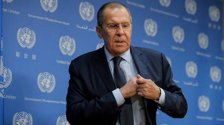 German accusations against Russia over murder of Georgian citizen unfounded & unacceptable - Lavrov